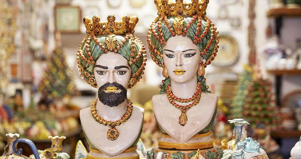 L'arte della Ceramica di Monreale