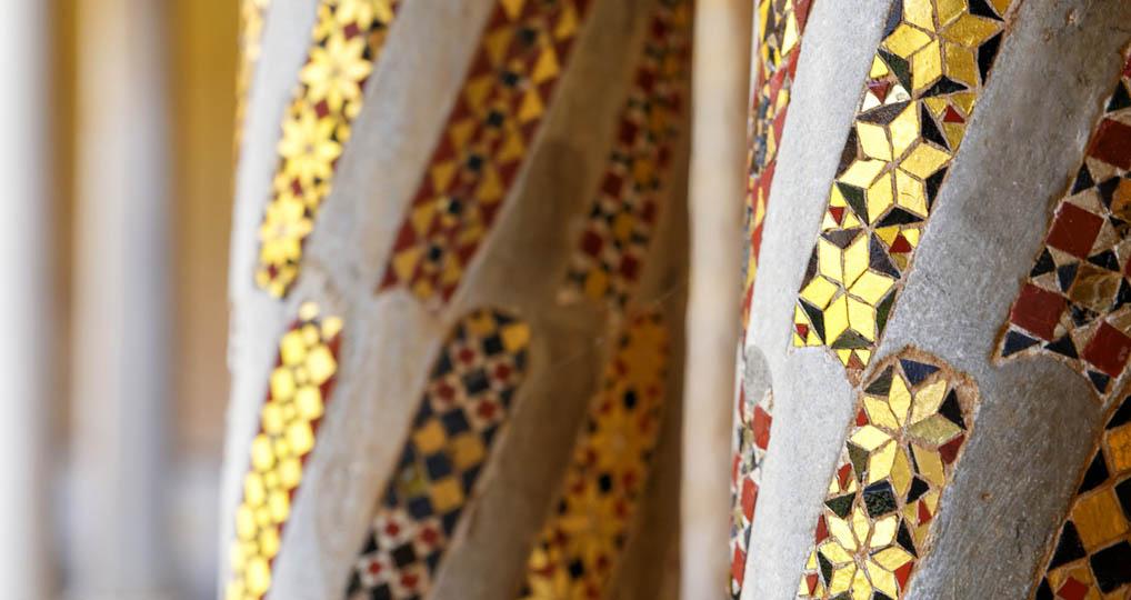 L'arte del Mosaico di Monreale