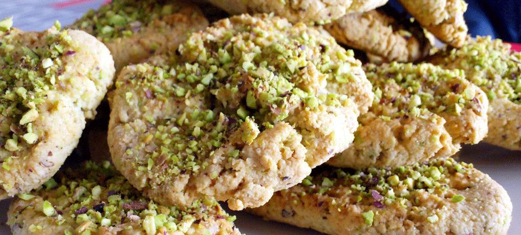 Biscotti pasta di mandorla siciliani