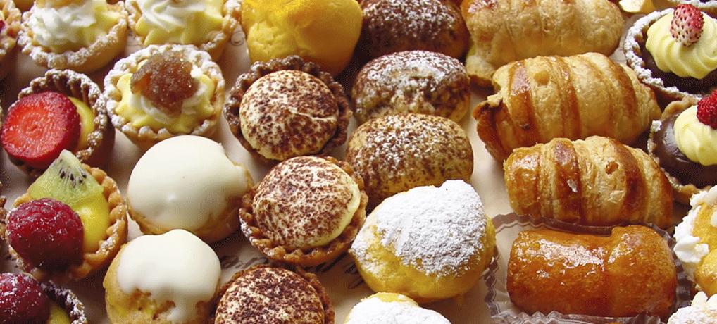Pasticceria siciliana | I pasticcini siciliani