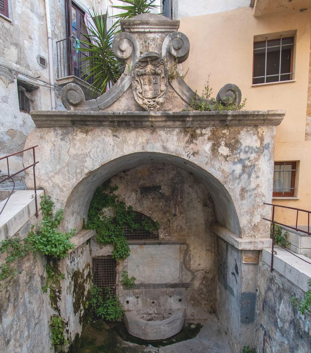 Fontana Pozzillo di Monreale