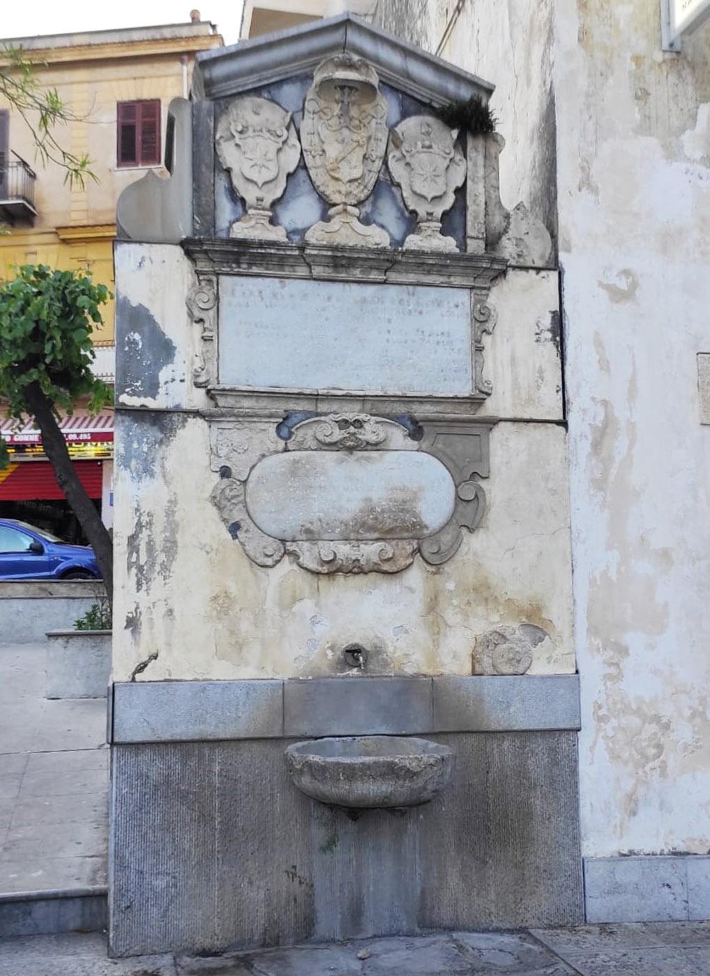 Fontana Spasimo di Monreale
