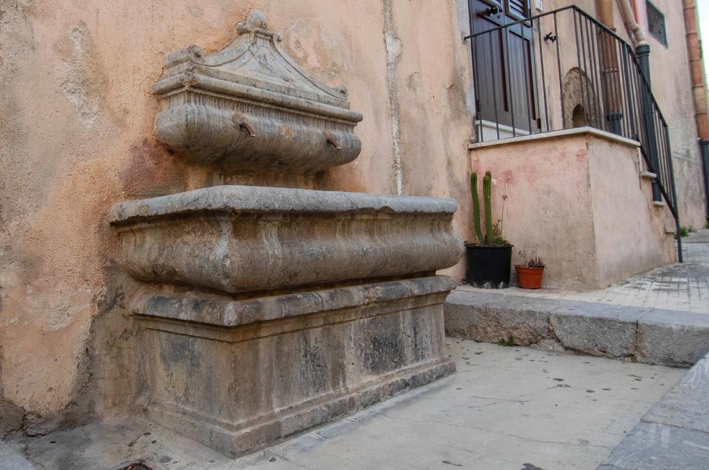 Fontana Collegiata di Monreale