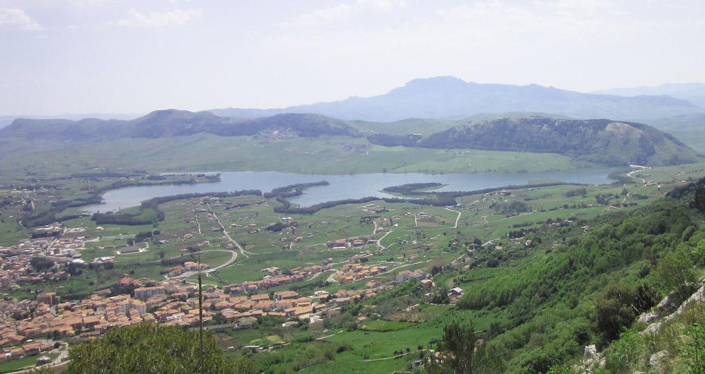 Piana degli Albanesi vicino Monreale