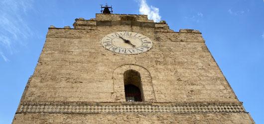 Immagine orologio di Monreale
