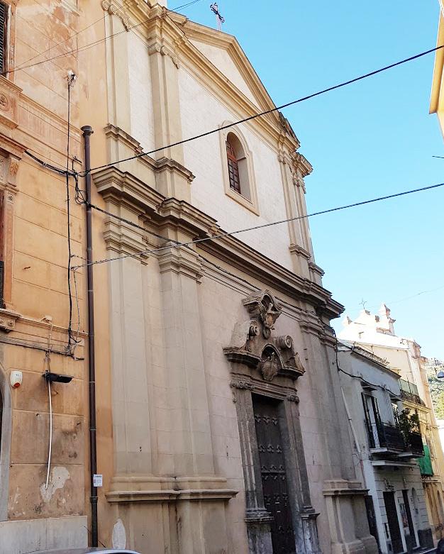 Chiesa SS. Trinità di Monreale