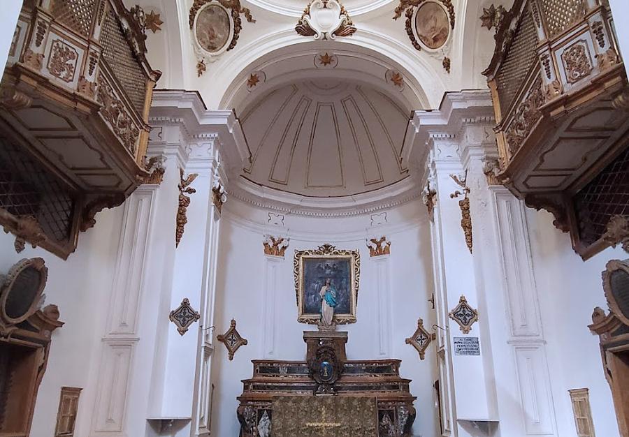 Chiesa della SS. Trinità di Monreale