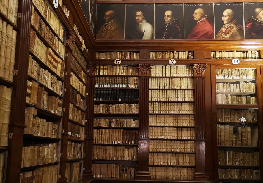 Biblioteca Ludovico II De Torres