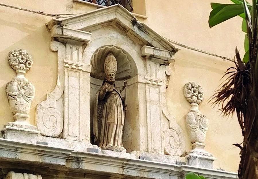 Prospetto San Castrense
