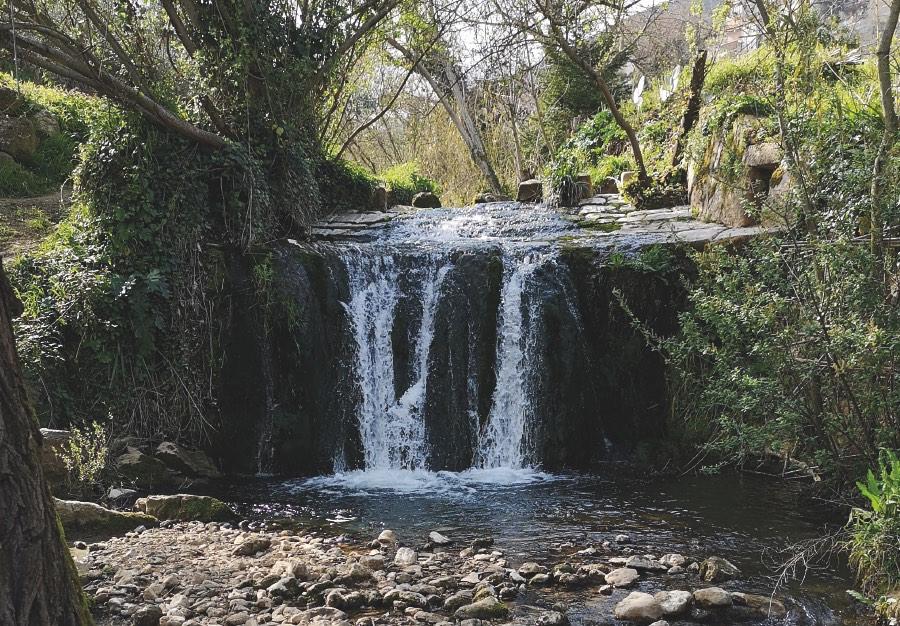 Cascata Naca Nica