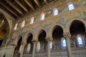 Duomo di Monreale - Interni