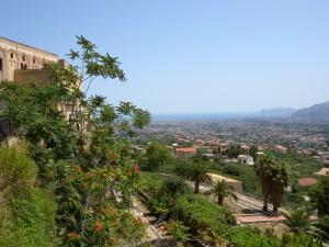 Villa del Belvedere di Monreale