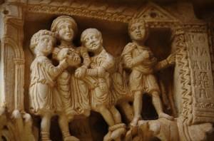 Chiostro dei Benedettini di Monreale
